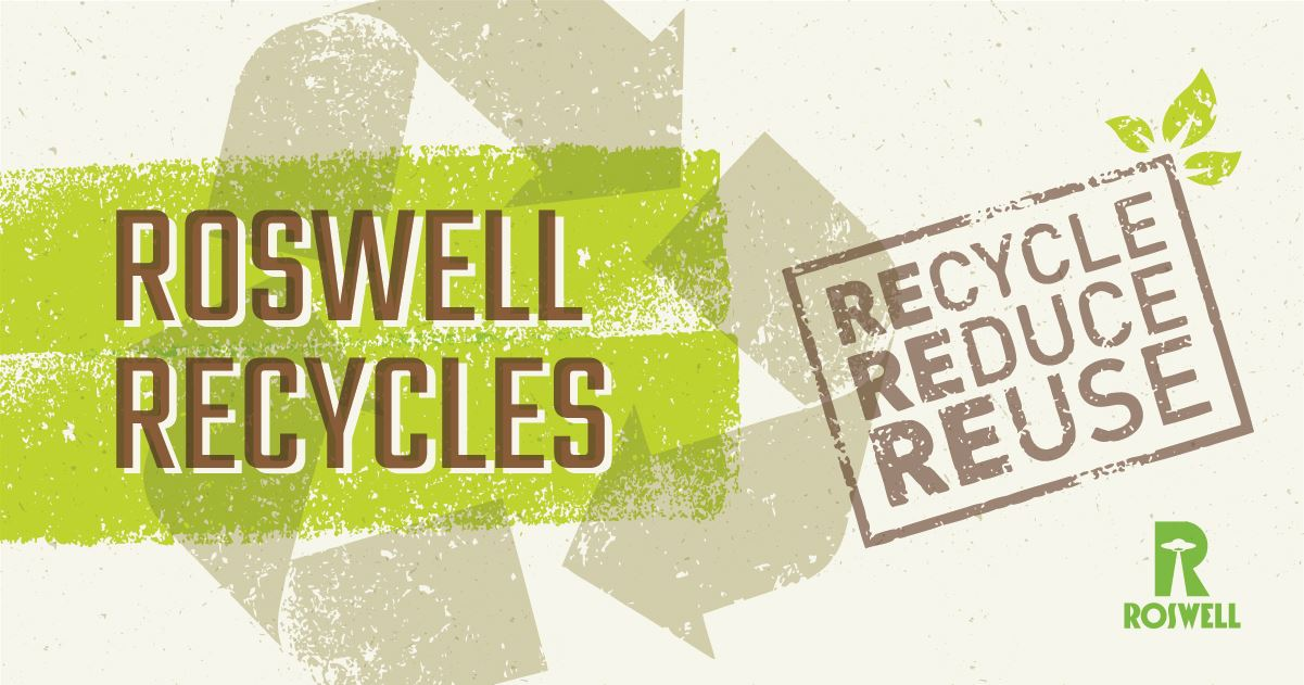 Roswell Recycles