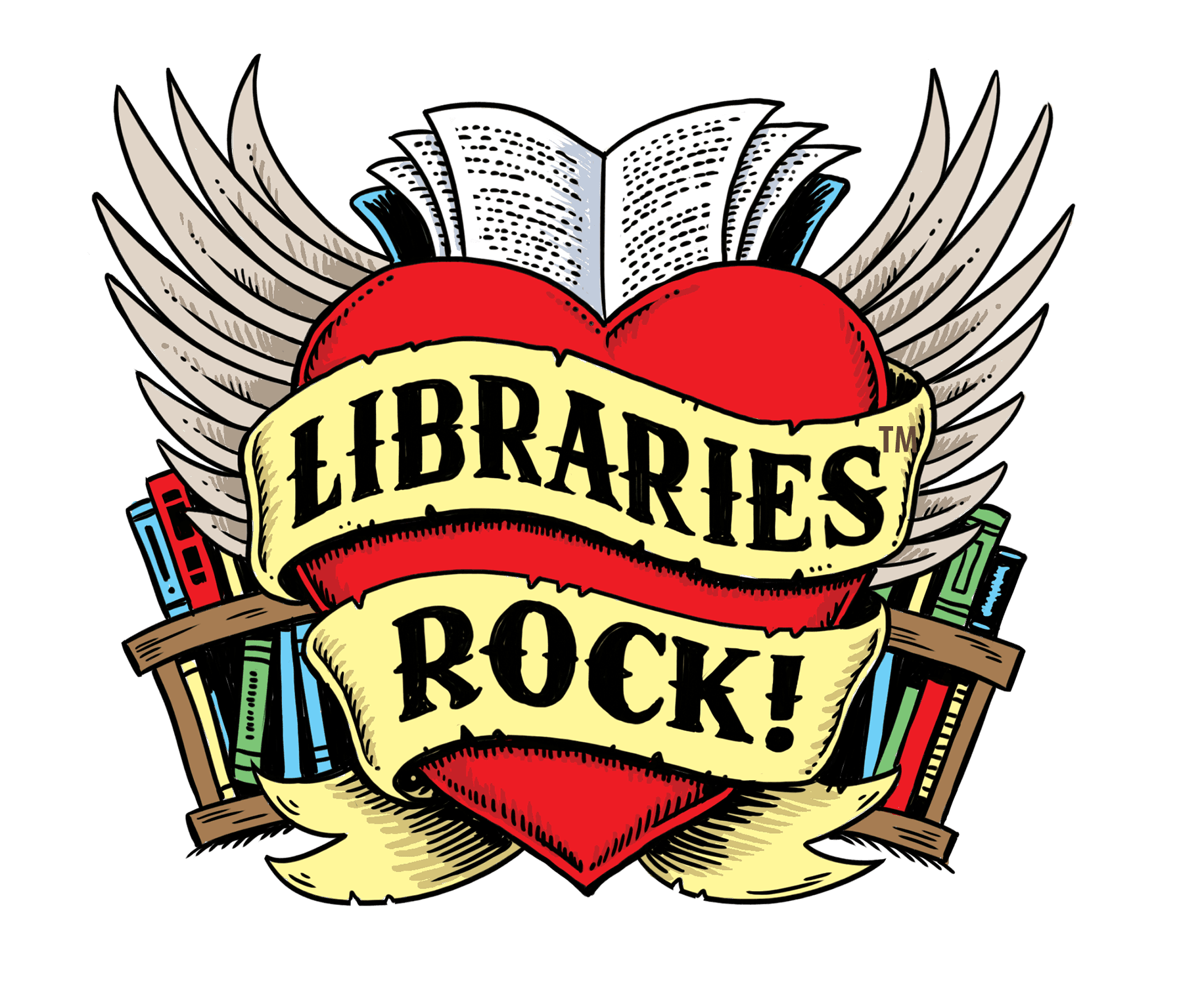 Libraries Rock! Summer Reading 2018