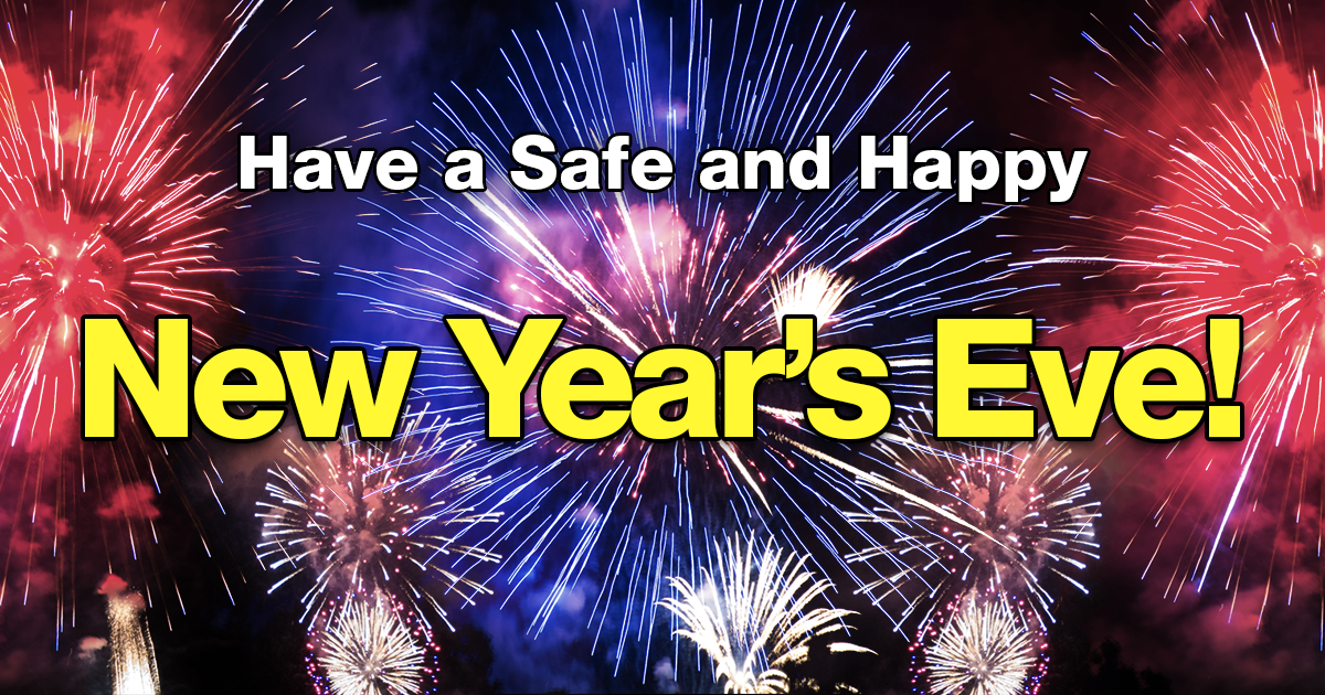 Image result for have a safe and happy new years eve