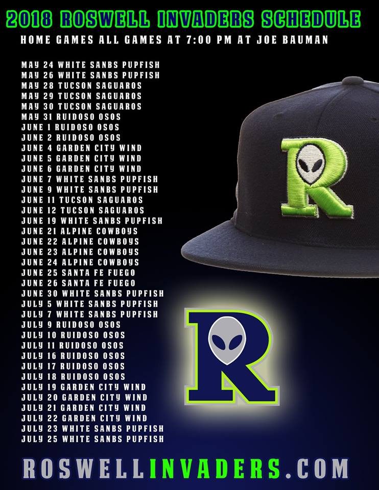 Roswell Invaders