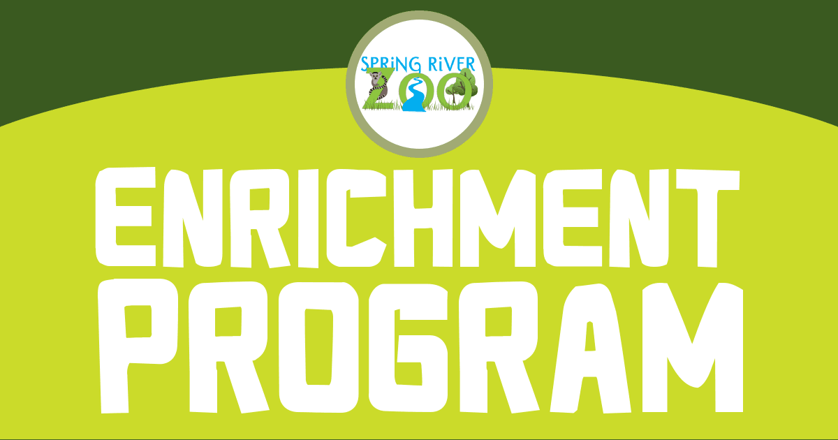 zoo enrichment graphic