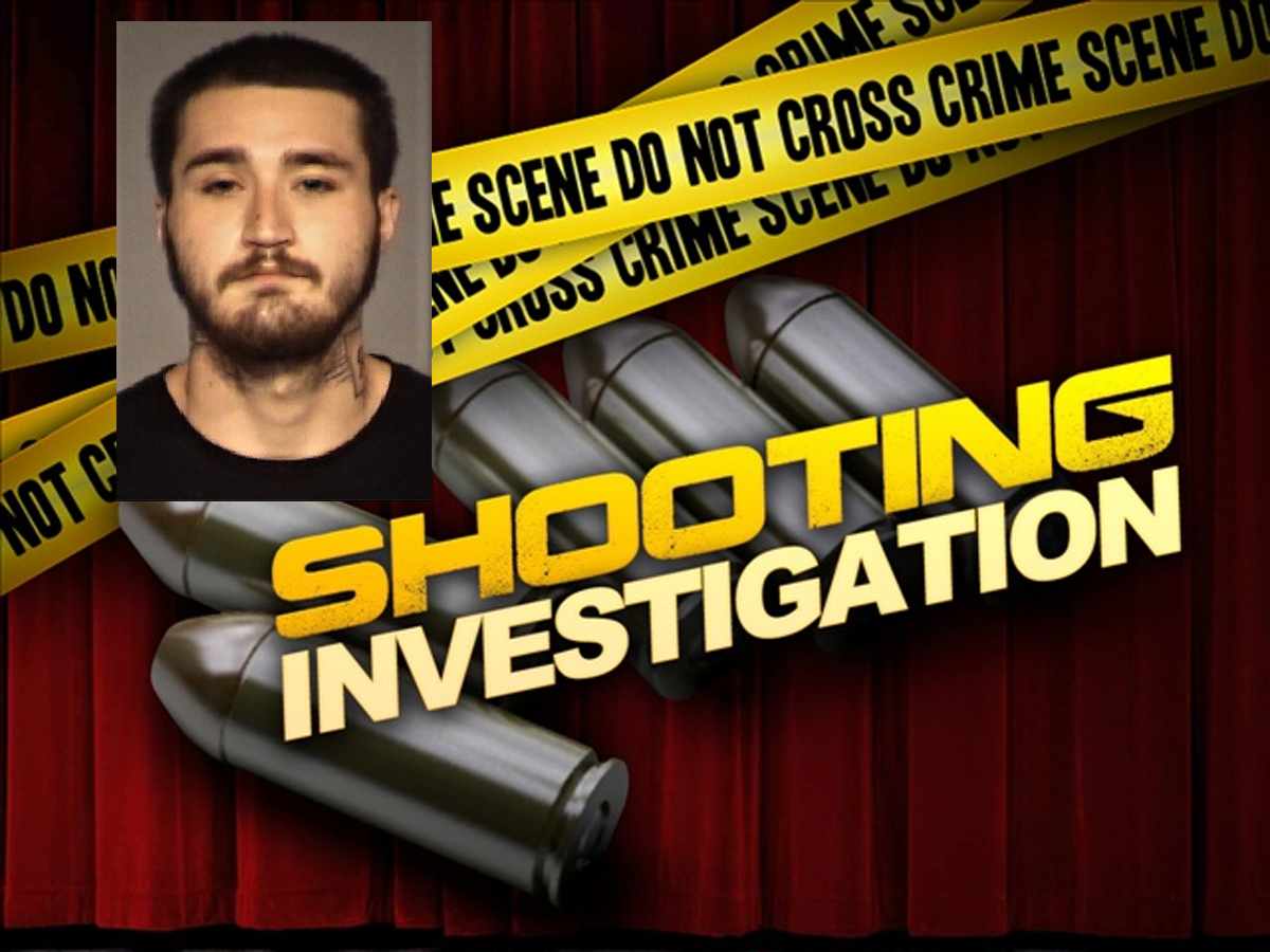 shooting investigation with suspect Sebastian Montes