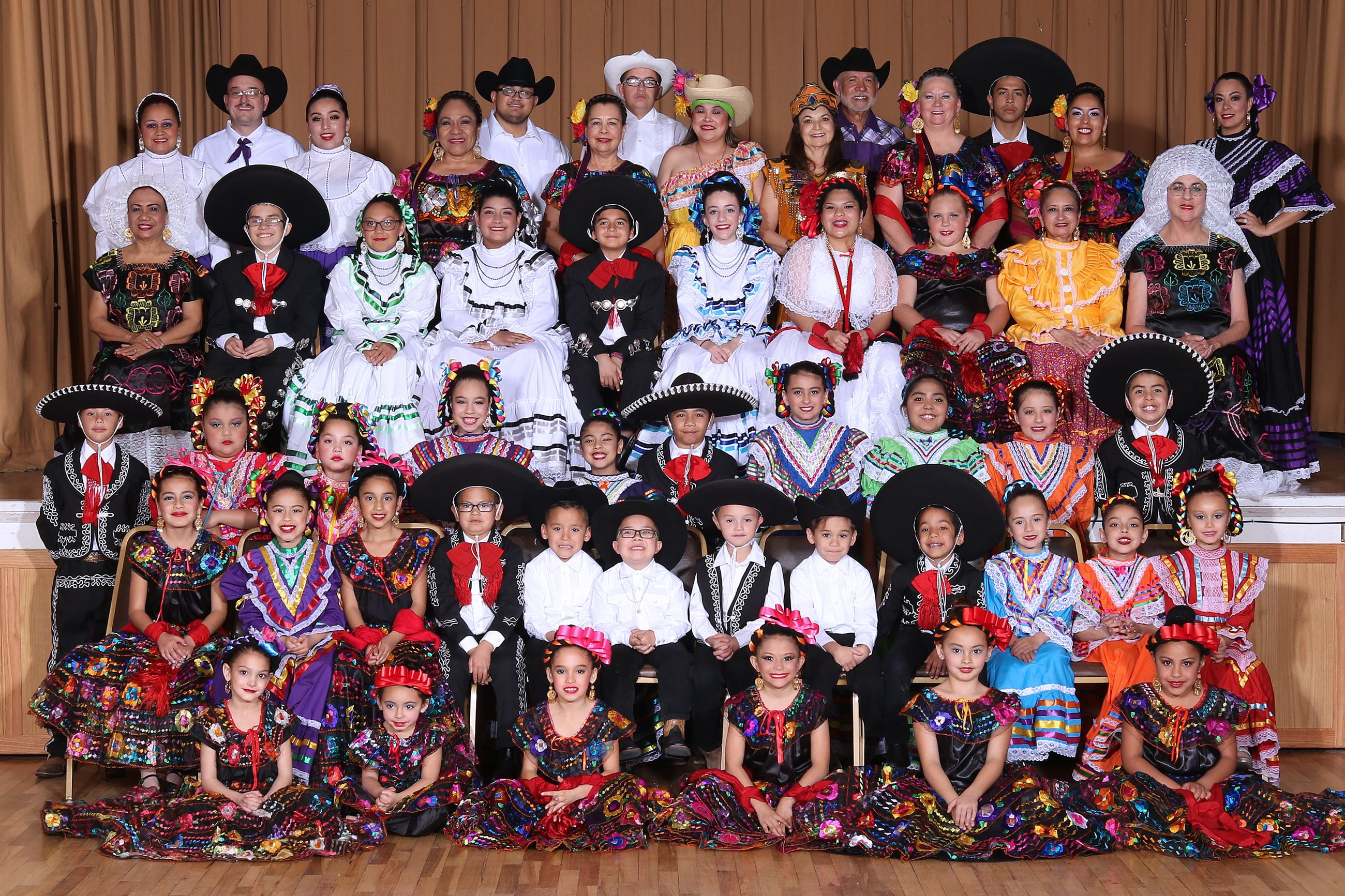 Roswell Folklorico 2018