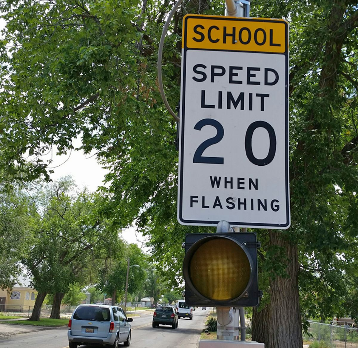 school zone sign (FB)