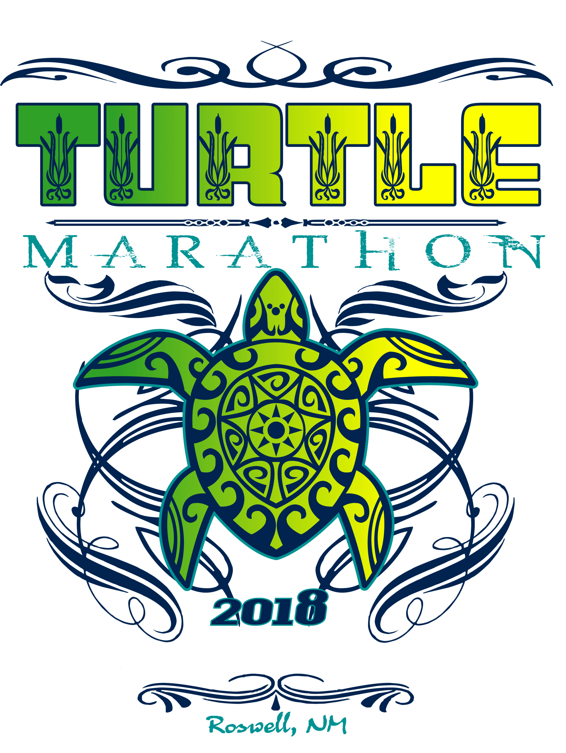 Turtle Run 2017 (NEW CELTIC DESIGN) touched up