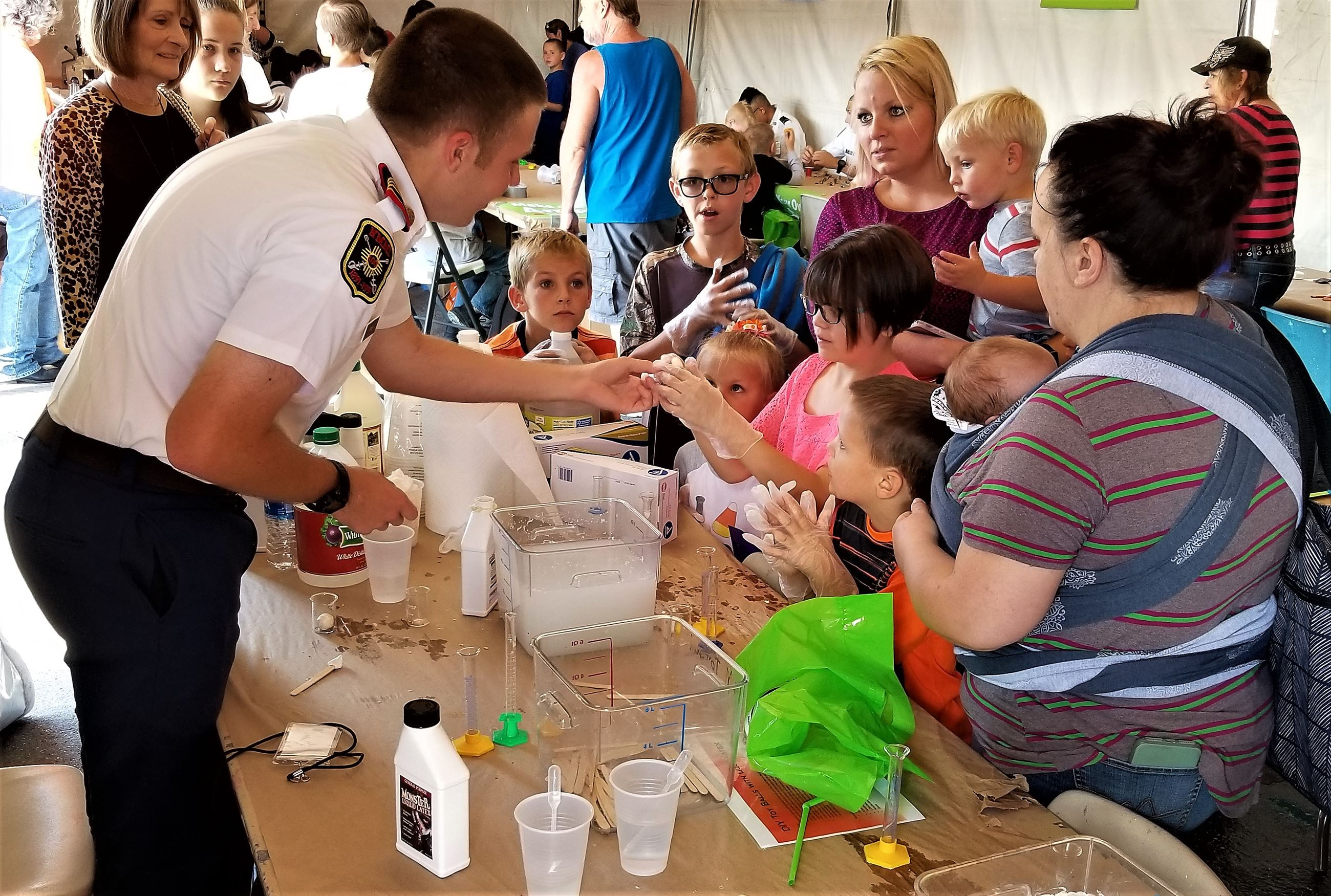 RMAC Science and Art Festival 2018