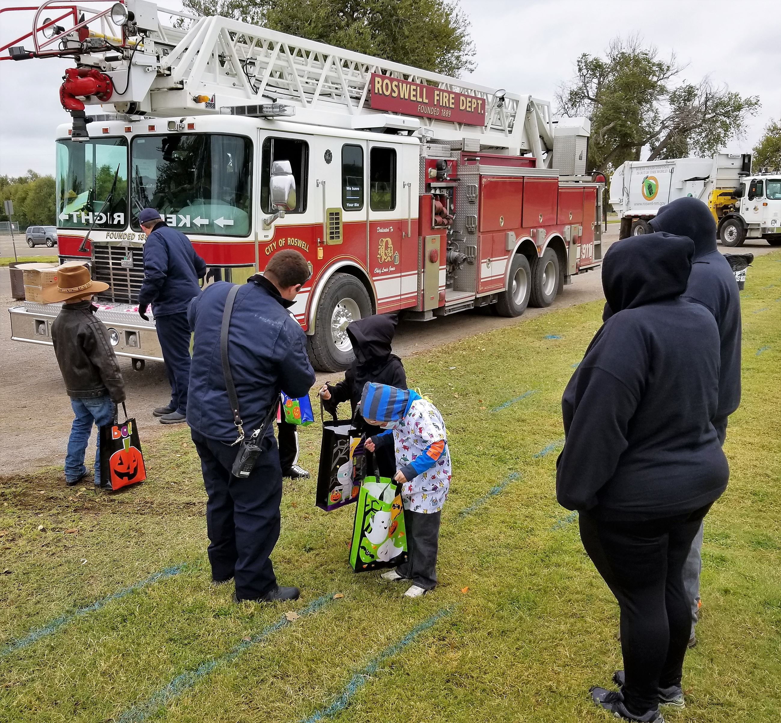 RFD at Fall Festival 2 (10-31-18)
