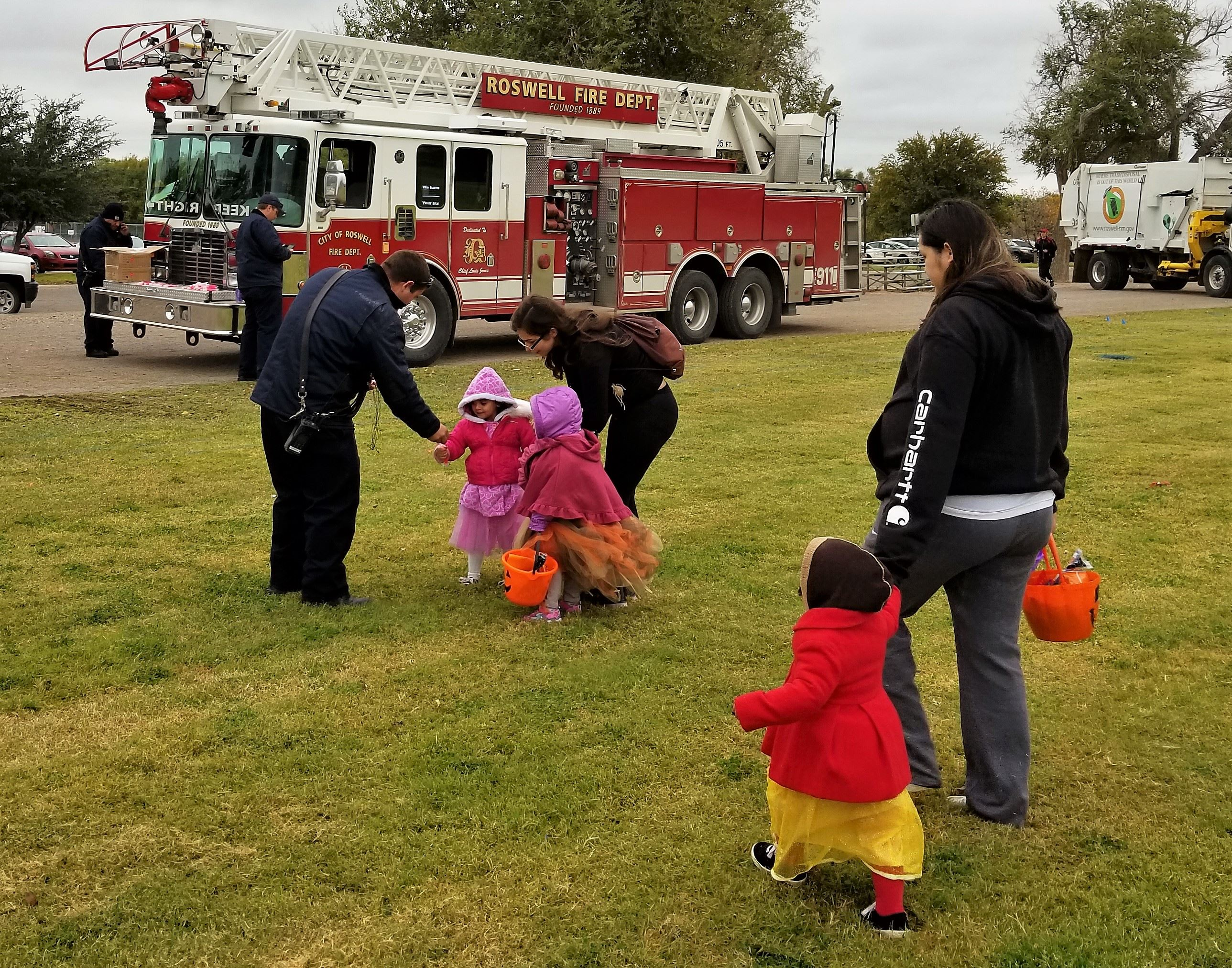RFD at Fall Festival 1 (10-31-18)