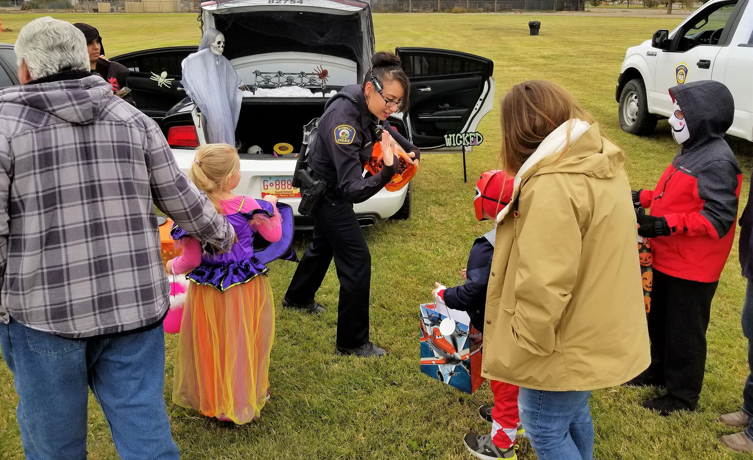 RPD at Fall Festival 4 (10-31-18)