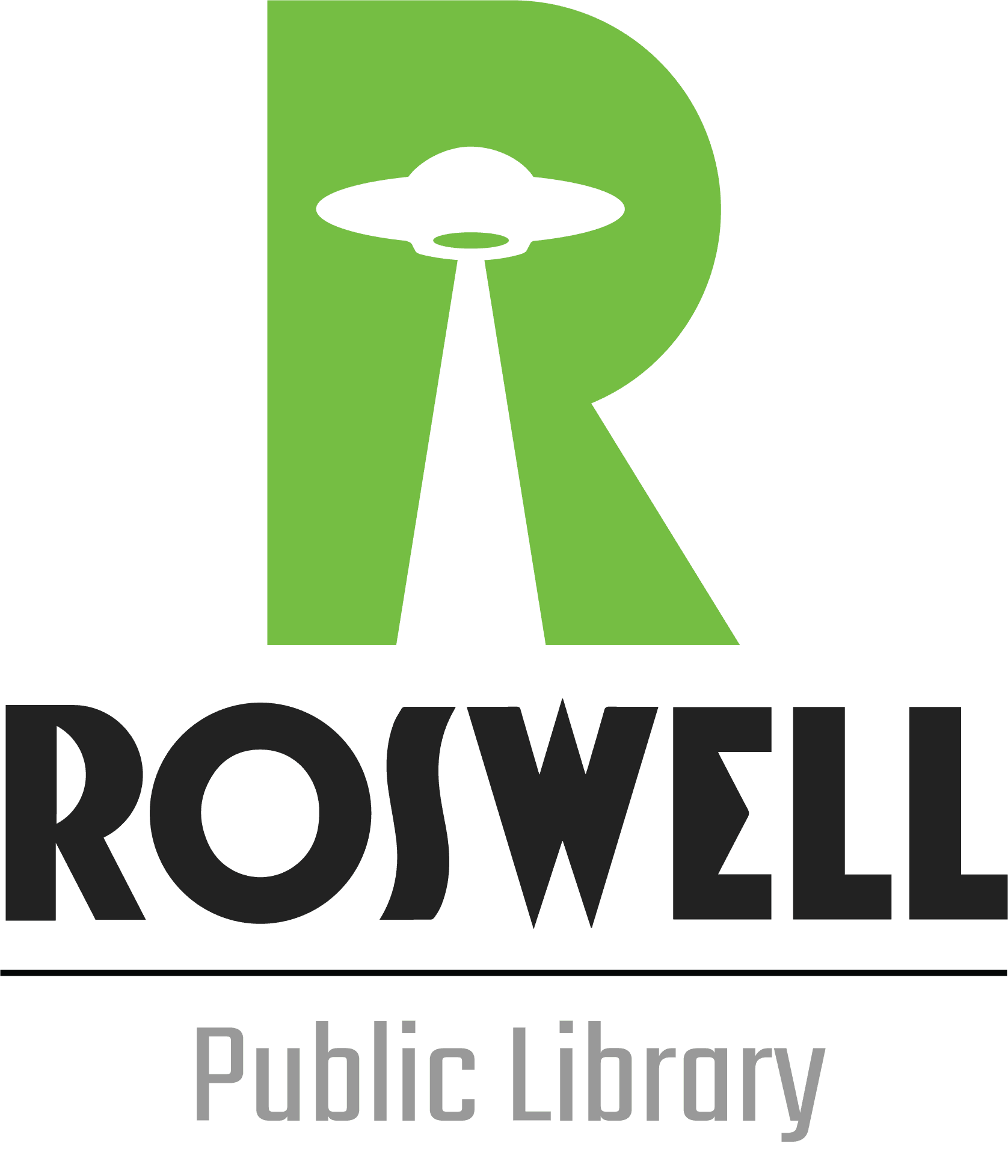Roswell Public Library Logo (NEW)