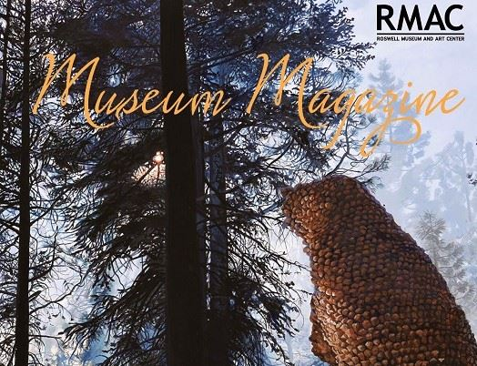 RMAC Fall 2019 Museum Magazine cover