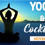 Yoga and Cocktails
