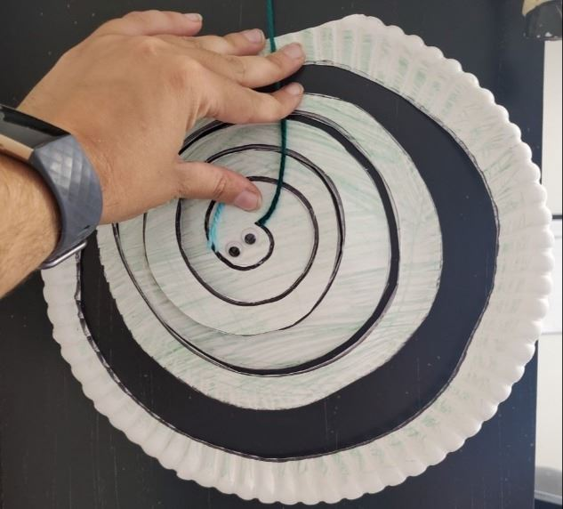 Image of Paper snake