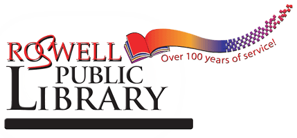 Roswell Public Library Logo