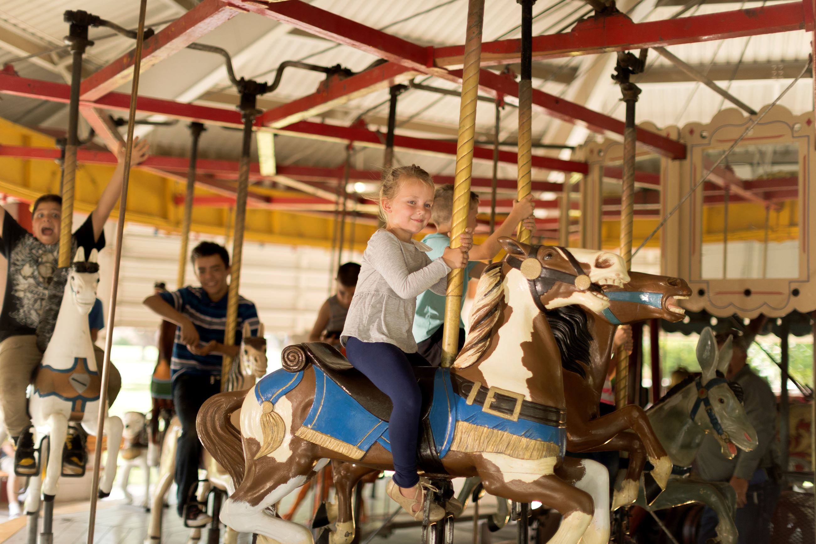 Photo at Spring River Zoo Carousel