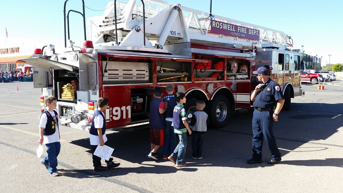 Safety Day at Home Depot FD 2 (10-22-16)