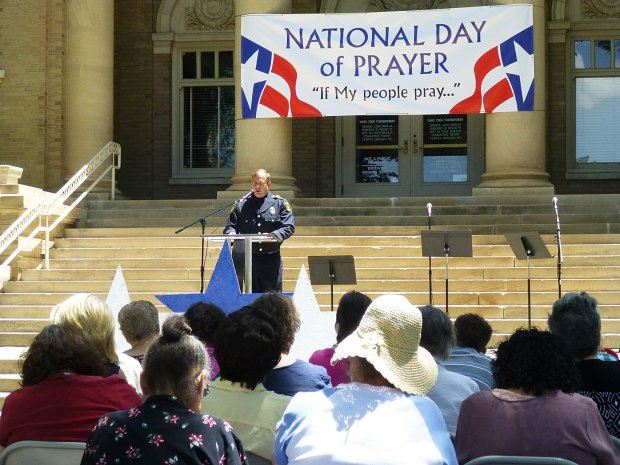 Tom Moody - National Day of Prayer