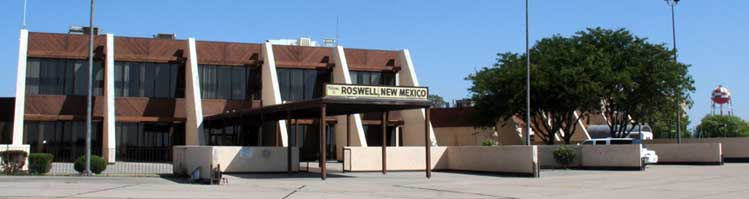 Roswell Air Center Building